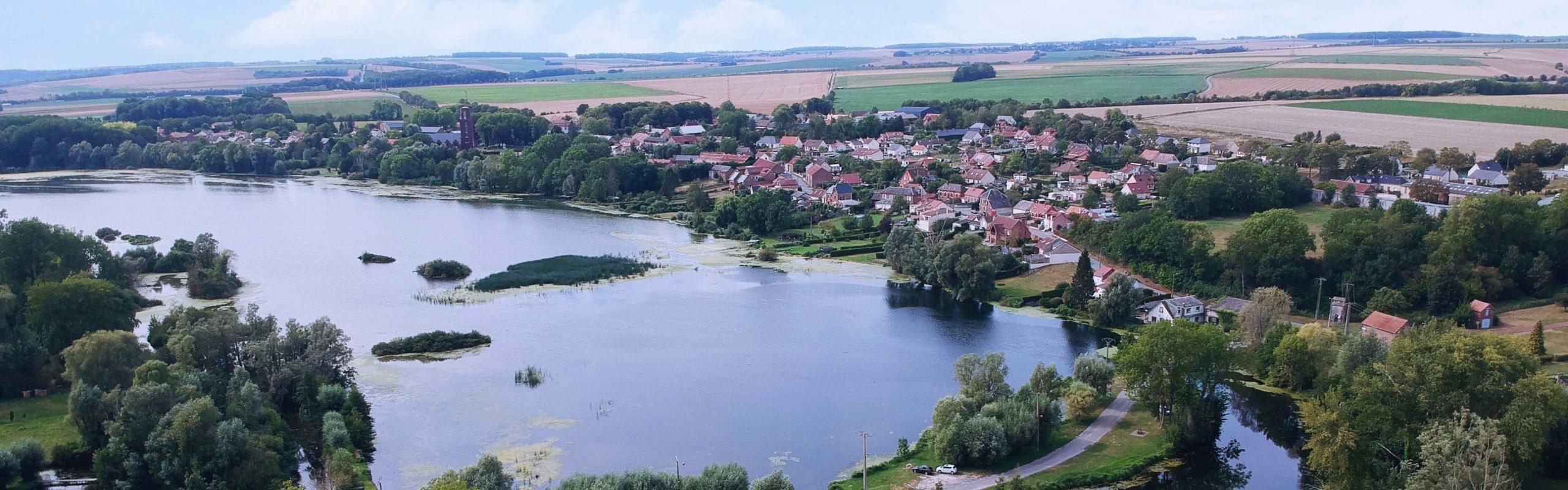 Etang | Cléry-sur-Somme