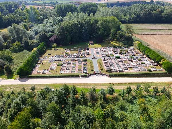Cimetière | Cléry-sur-Somme