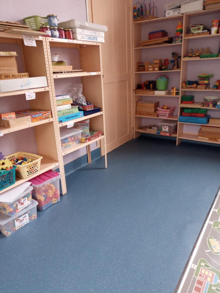 School's renovation | Cléry sur Somme