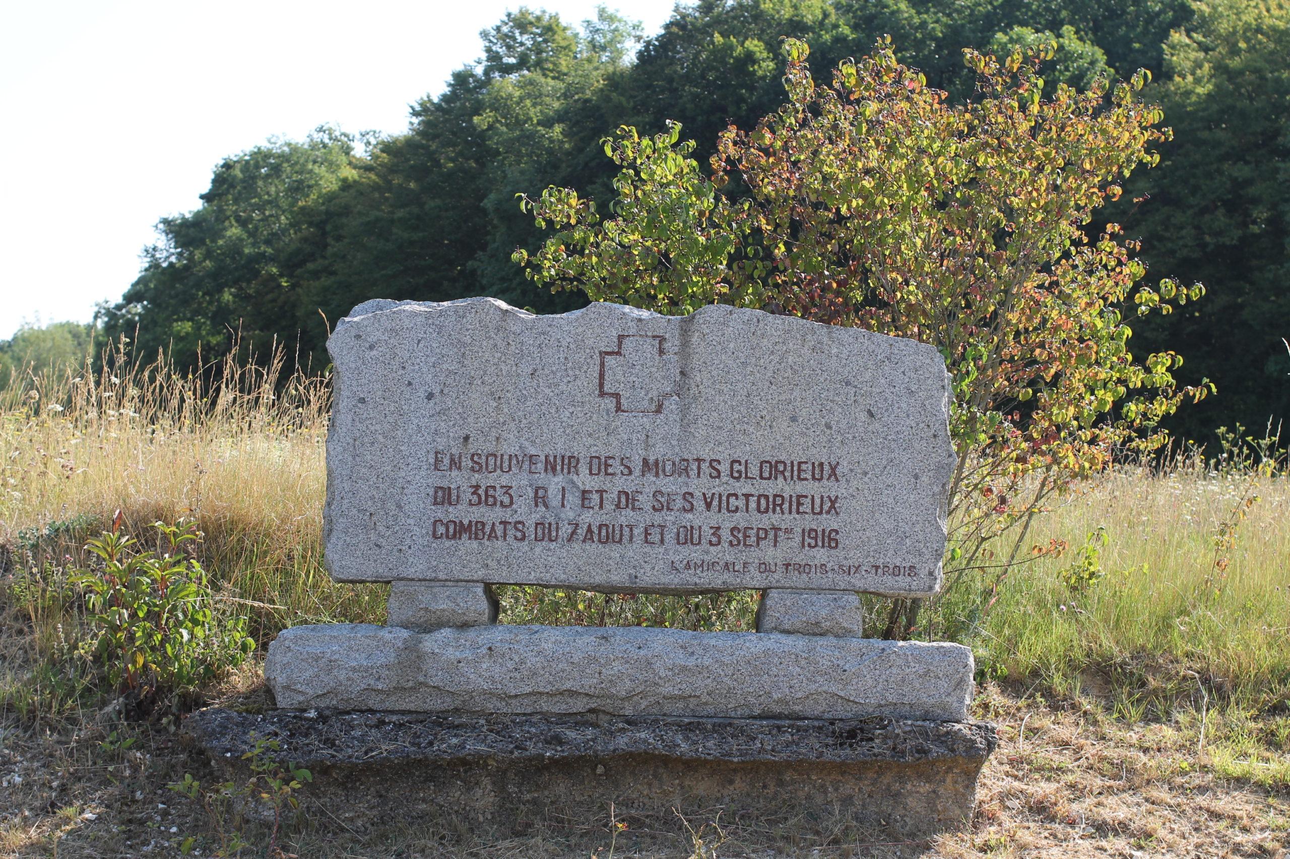 cimetière militaire Clery